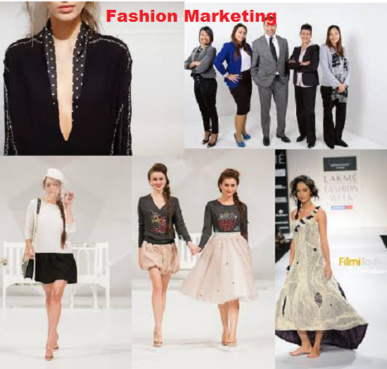 How can you Update Fashion Idea in the Term of Fashion Marketing