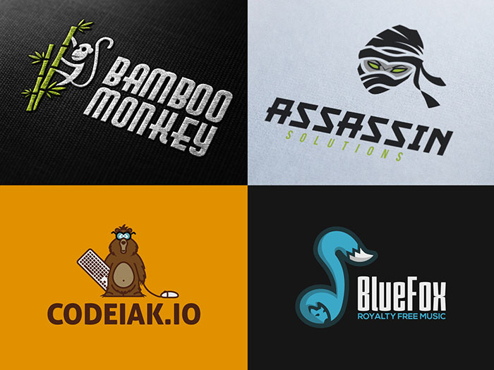 Designs 2 MAGNIFICENT logo in 24 hours.