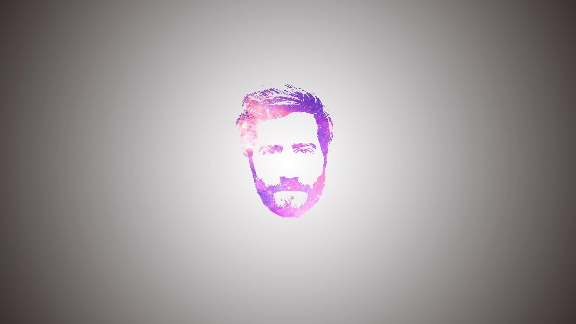 design Galaxy Logo Design from your Face