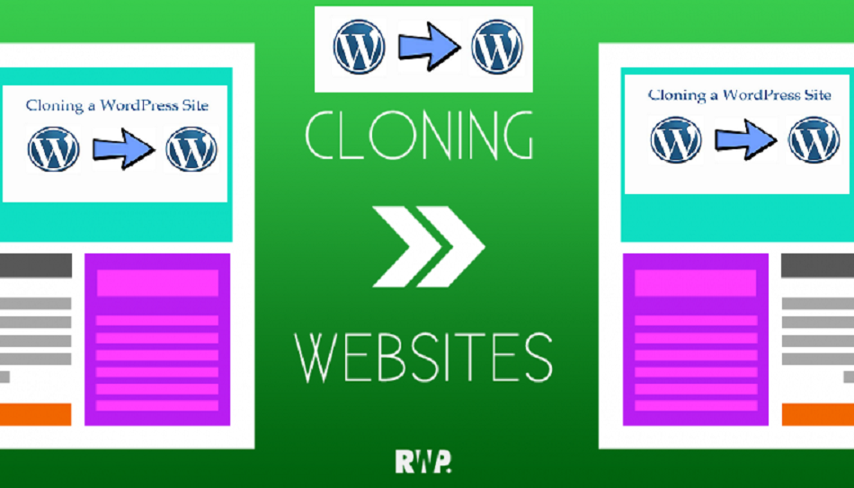 Clone or Copy any WordPress site