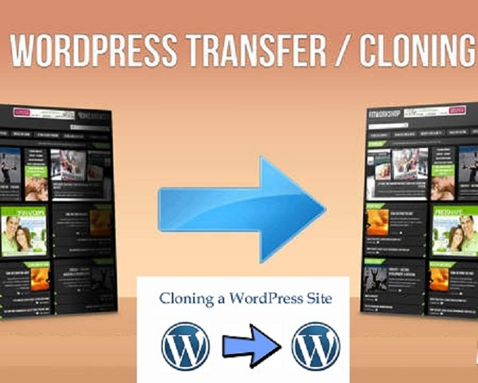 Clone or Copy any WordPress site