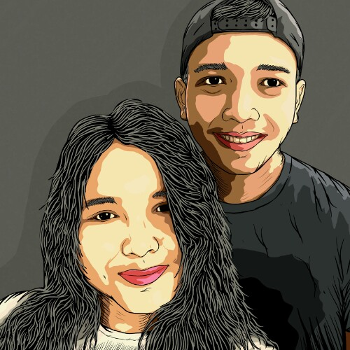 I will draw your photo into portrait ilustration