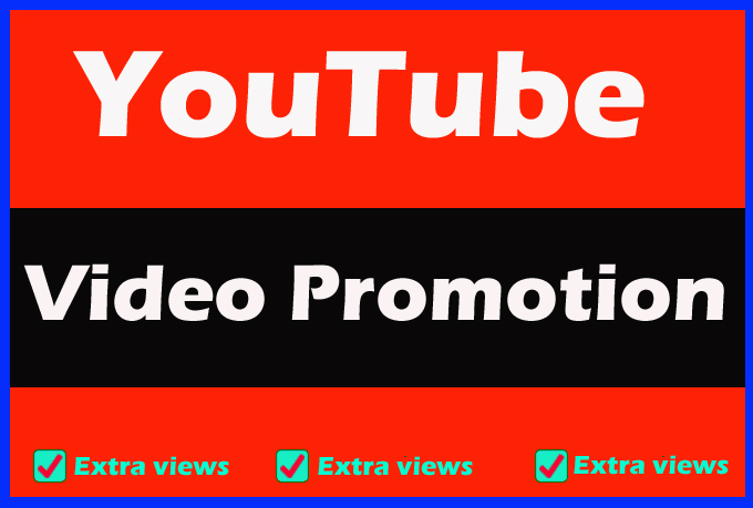 High Quality YouTube Video Promotion and Marketing