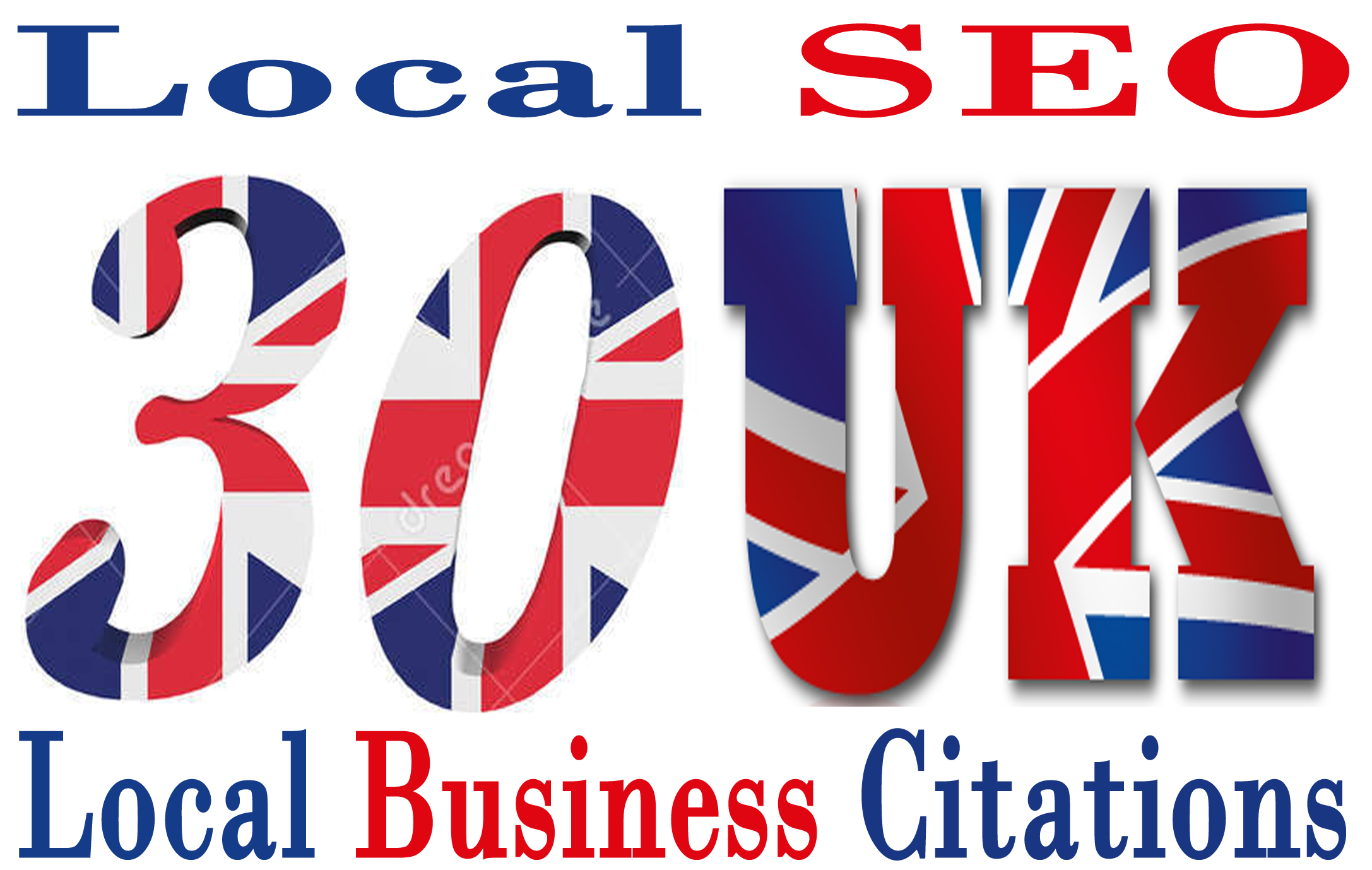Do Manually TOP 30 Live UK Local Business Citations f...