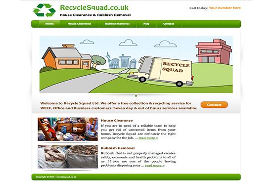 create you a 5 page wordpess website
