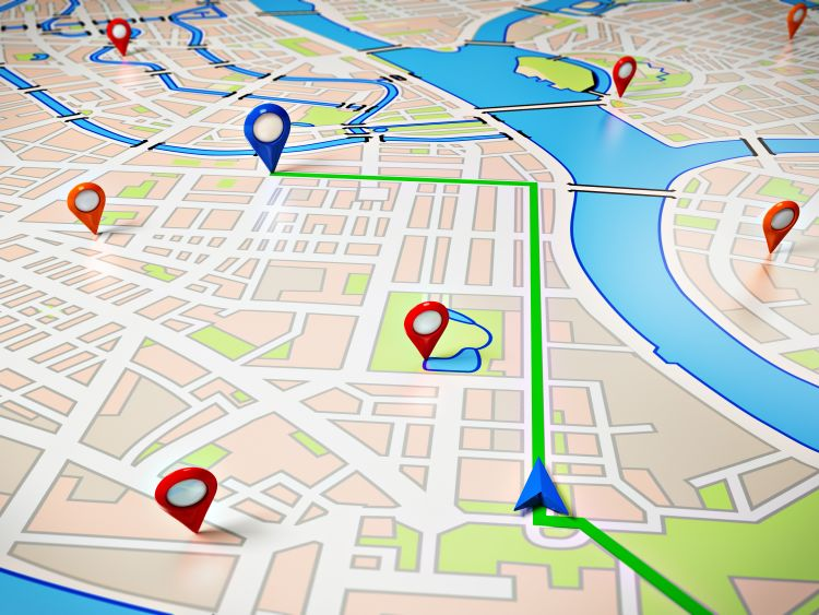 Map Listing or Seo Localization