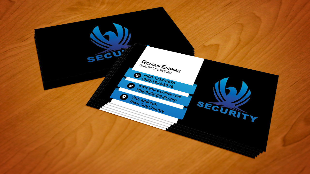 Design 2 CREATIVE Business card for $5 - SEOClerks