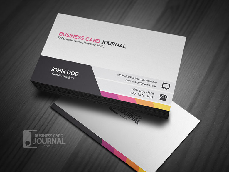 Business card design for 10 seoclerks business card design business card design colourmoves Gallery