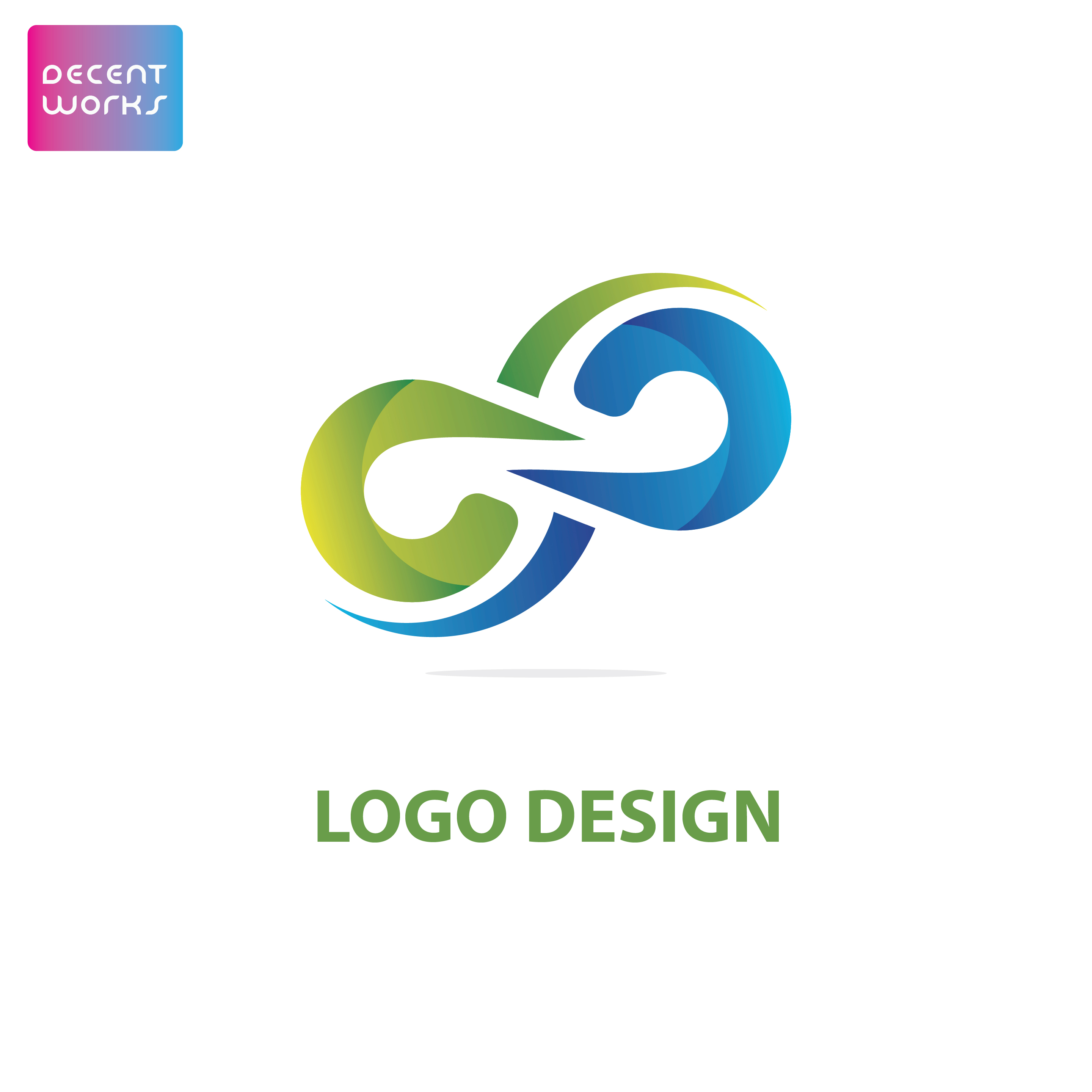 4 logo with business card High quality & Transparent background in ...