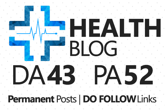 Make Guest Post in Health Blog