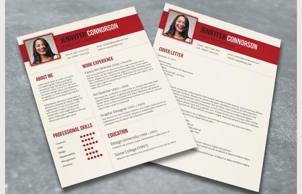 I'll Design Professional Resume for You