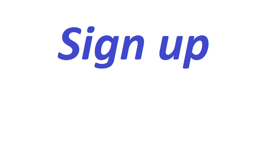 5+ Signups Service For Your Site or Link