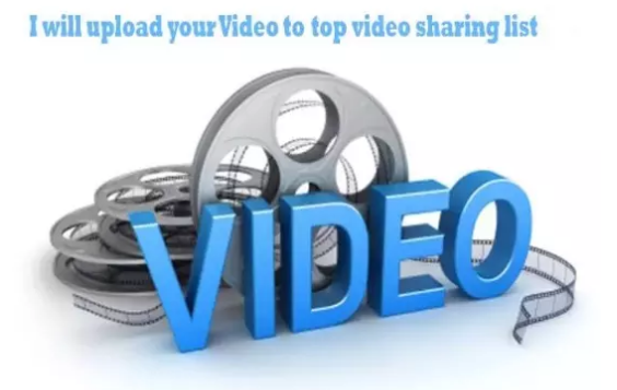 manually upload your video to top 20 video sharing si...