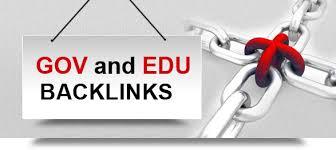 create 17, Usa, edu, backlinks for you