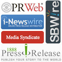 write a press release and for extras we do press release distribution