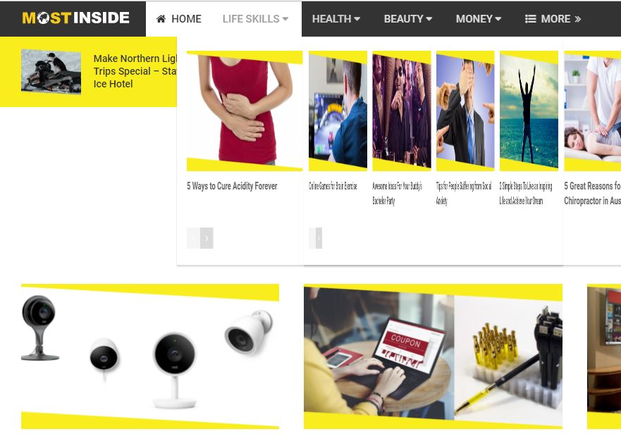 Write And Publish Guestpost On Mostinside.com With Dofollow Link