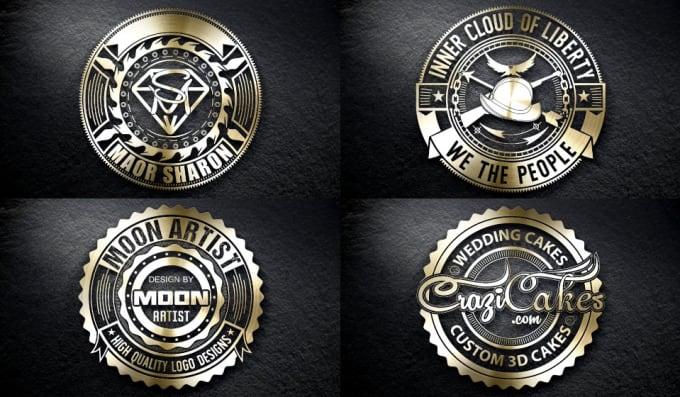 create Badge and Unique logo