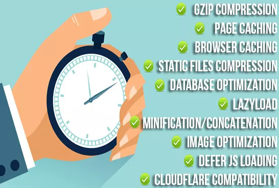 speed up your wordpress site and performance in 24 hours