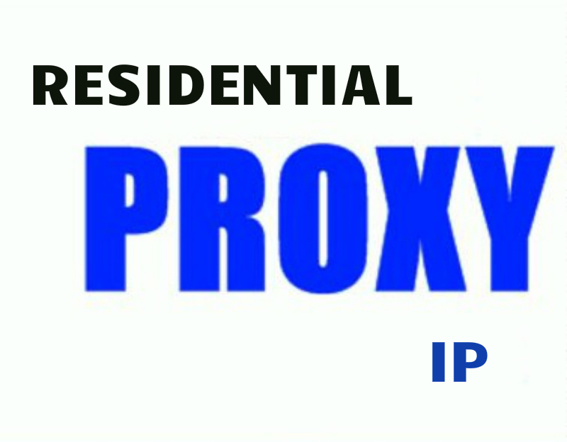 PROXY US RESIDENTIAL IP for $10 - SEOClerks
