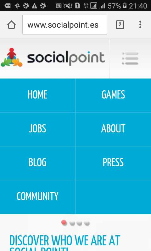 Social point game developer forum question