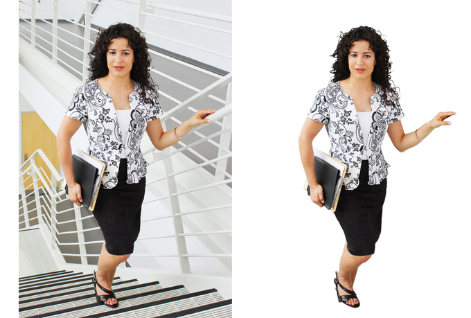 Remove Background, Resize, Crop of 5 image, Photoshop, Background ...