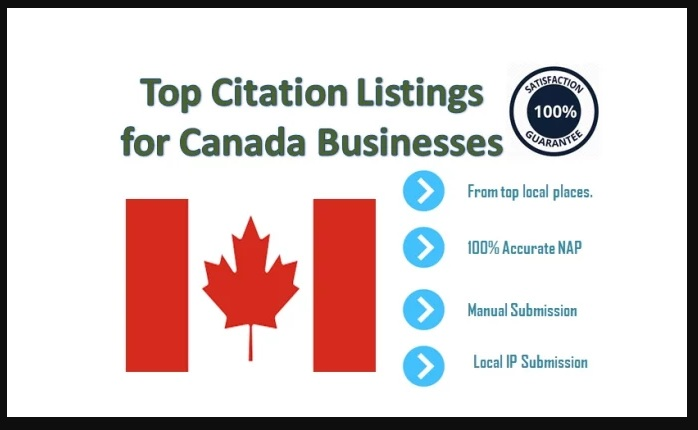 65 Business Citation Listings for Your Canadian Businesses