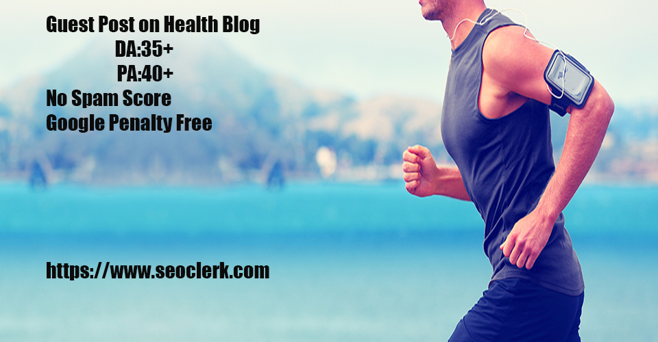 Two Guest Posts on Health and Fitness Blogs of DA 35+