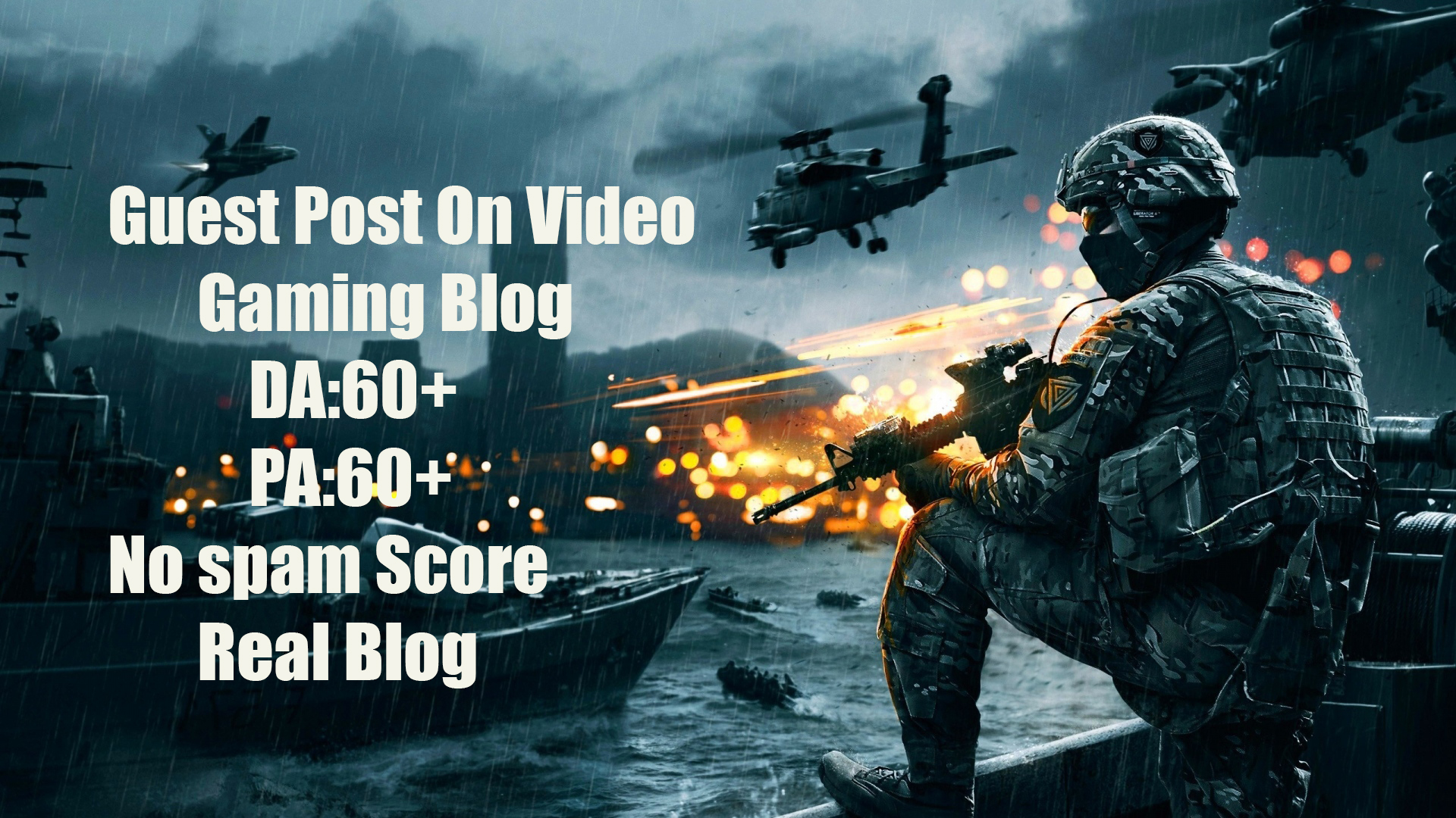 Guest Post on HQ Video Gaming Blog of DA 30