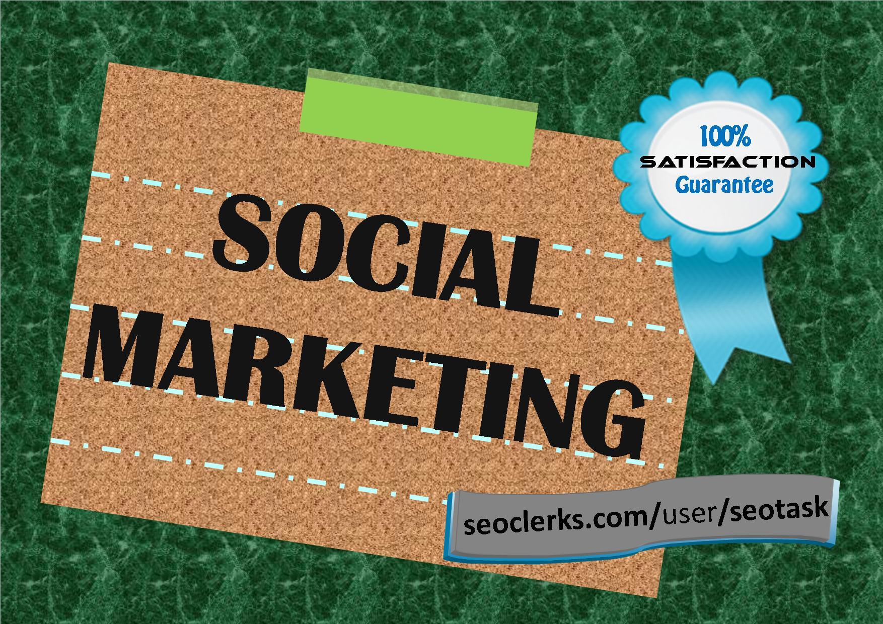Get 1000+ Social Media Follower's Fast Service