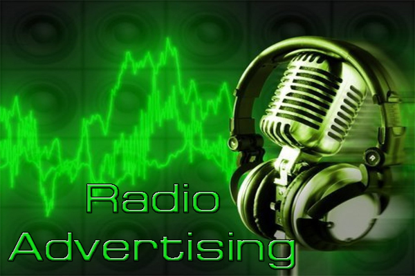 create and run a 15 sec radio commercial to 500K Listeners