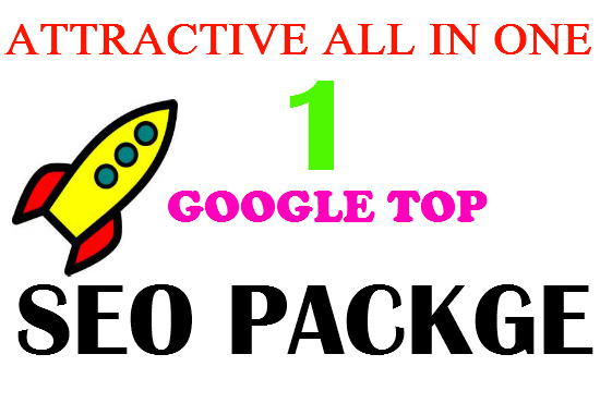 I will Provide All in One backlinks keywords seo for your Site
