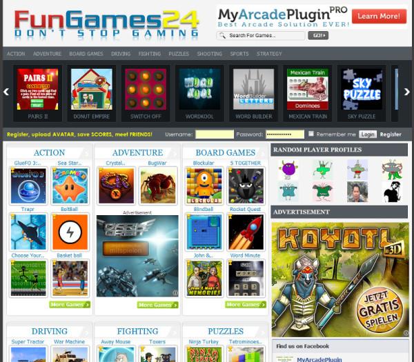flash games sites