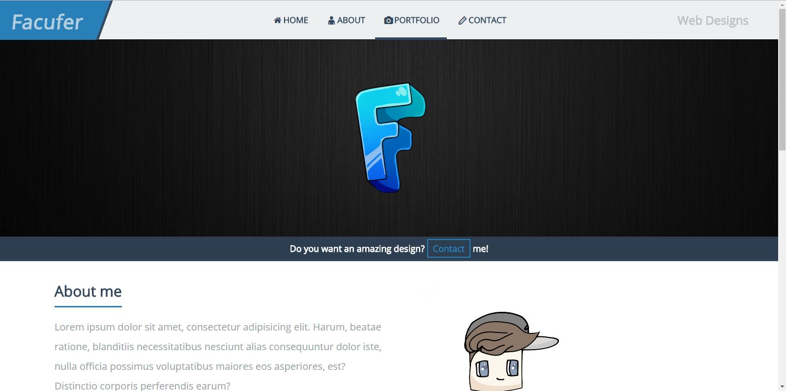 Full Responsive Website Development
