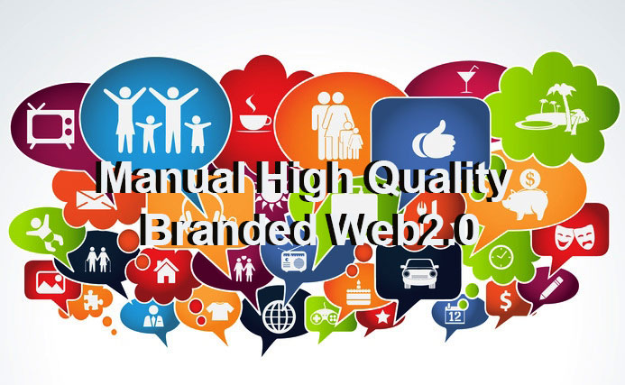 2018 Spacial Offer Manually create Web 2.0 Blogs Networks Service ONLY 0.12 / web 2.0