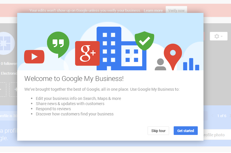 Google and Yahoo Local Business Listing