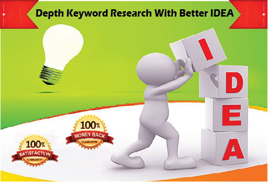 Run in Depth Keyword Research and Competitor Analysis