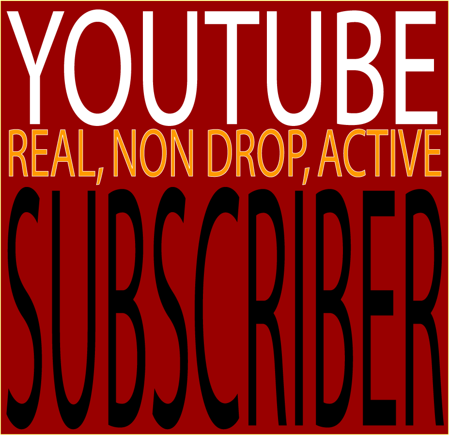 Add 300 YouTube subscribes  in your channel very fast