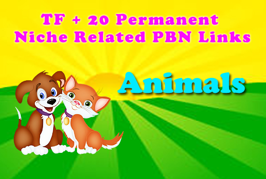 High TF+20 Permanent Animal Niche Related PBN Links