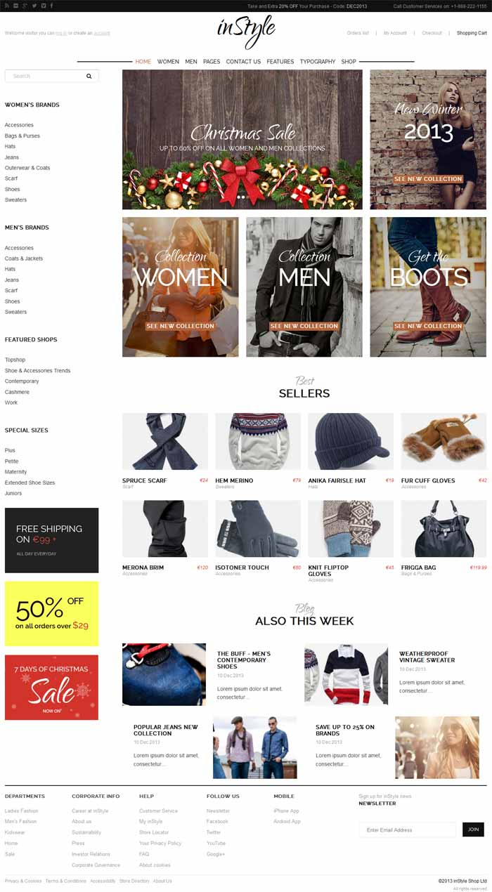 develop Ecommerce Pro WordPress Store