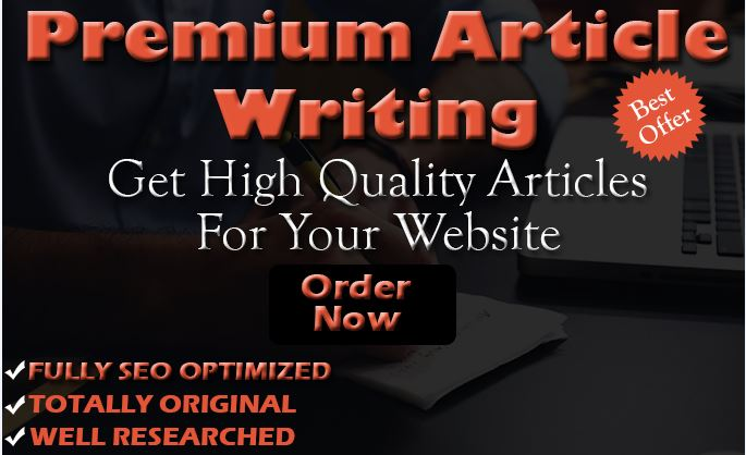 write a unique premium 500 words seo Article