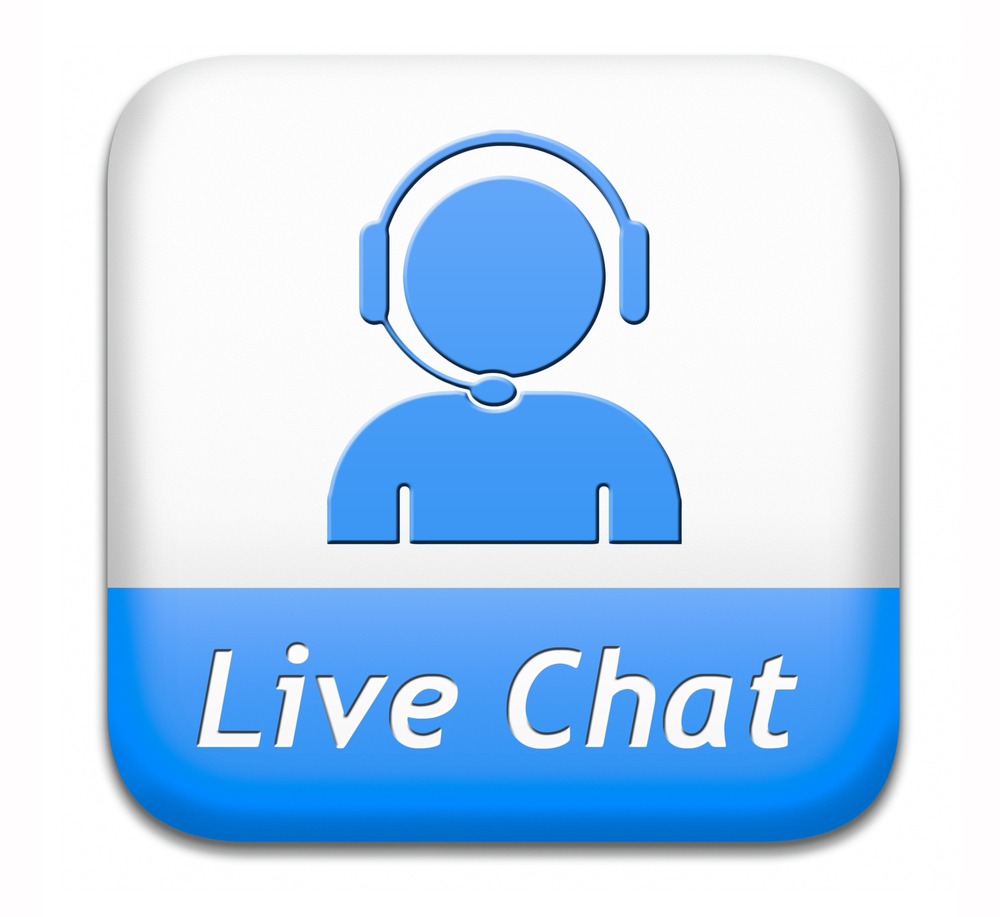 live chat no login