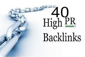 Do manually 40 PR9 High Quality Profile Backlinks for 30