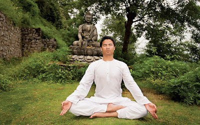 Guest blog posting on Yoga and Meditation