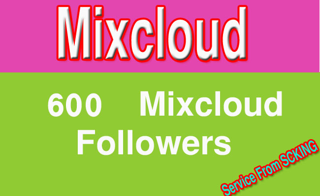 1000  Mixcloud Followers