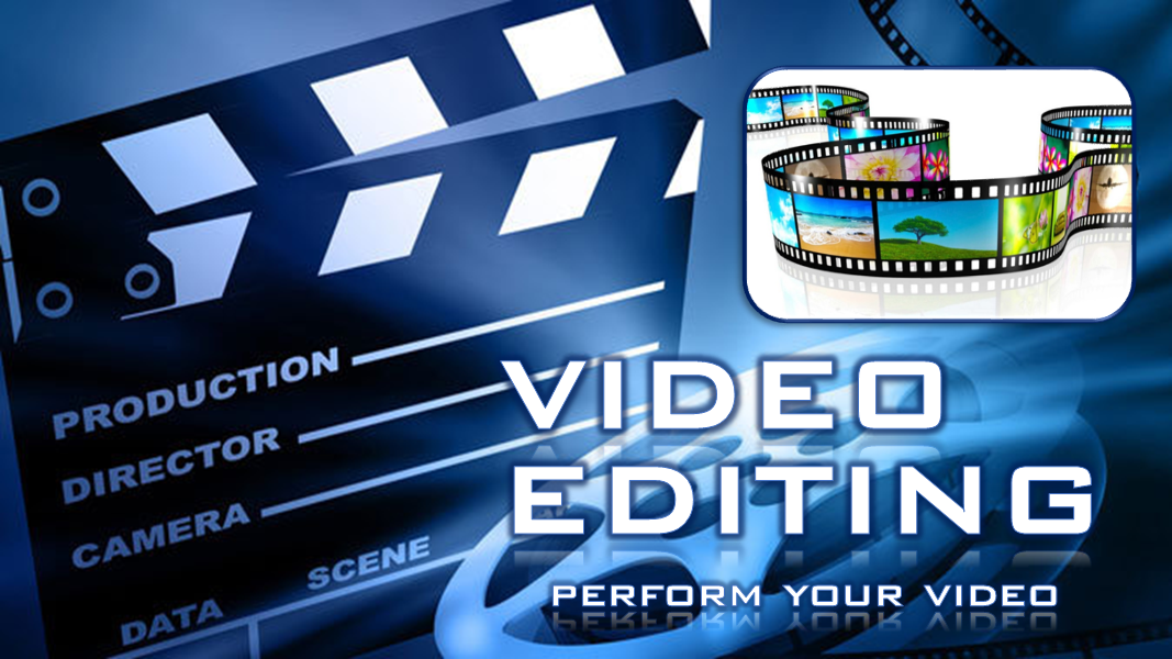 vIDEO,  PHOTO,  AUDIO EDITING