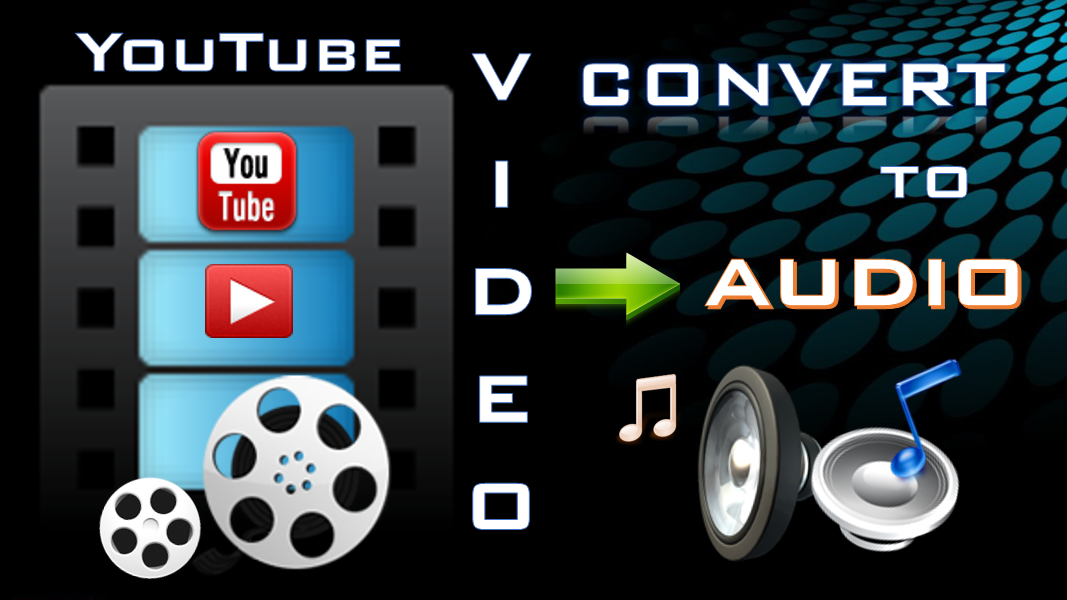 Converting Video YouTube To Audio Mp3 Or Other Formats