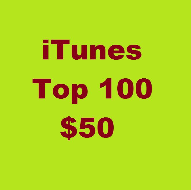 iTunes Top 100 Chart - iTunes Charts