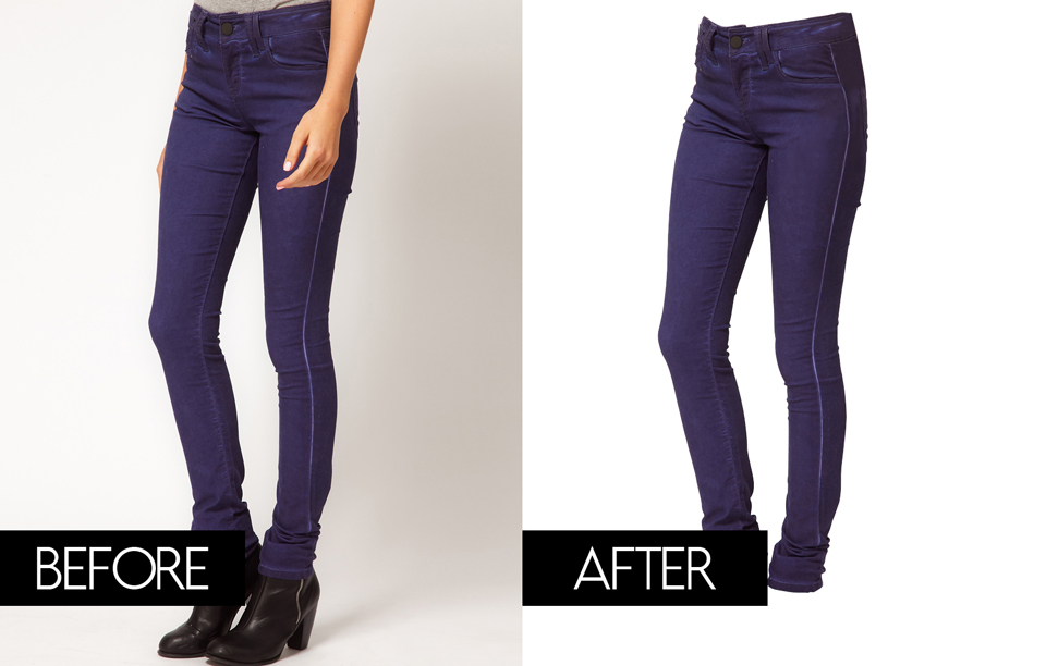 100 image Background Remove only