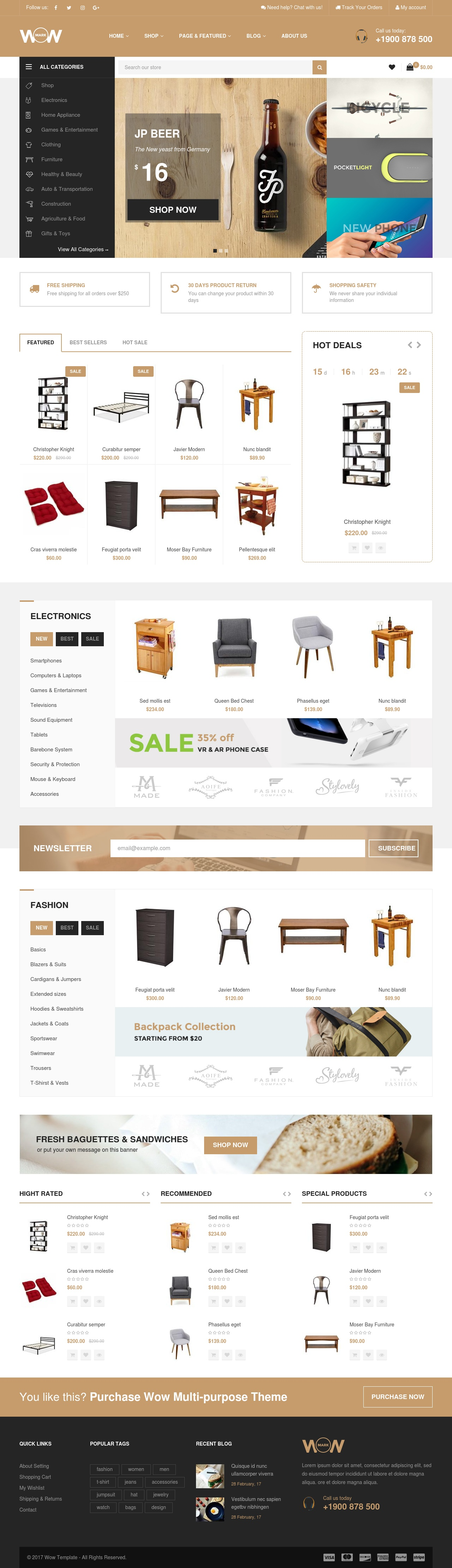 Build a Shopify Store for your Business