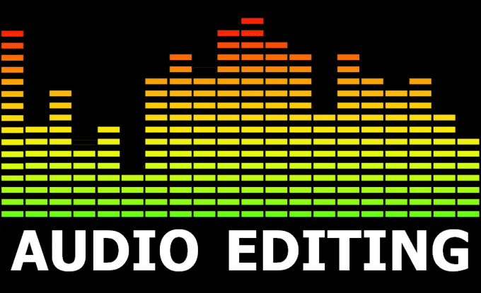 AUDIO / SOUND / MUSIC EDITING